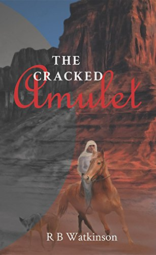 The Cracked Amulet (Wefan Weaves #1) Book Extract by R B