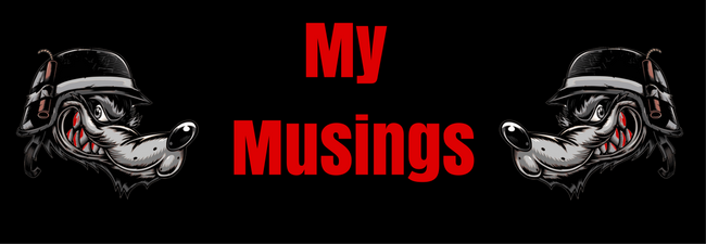 my musings