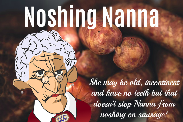 noshing nanna