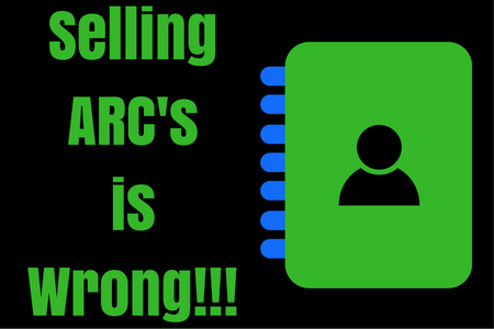 SellingARC'siswrong!!!