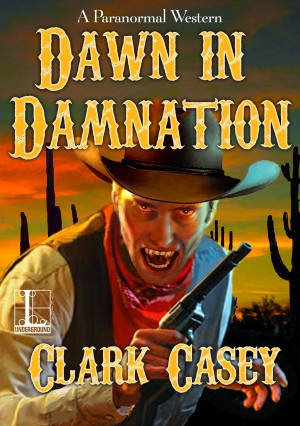 Dawn in Damnation book cover