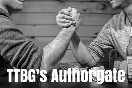 TTBG's Authorgate