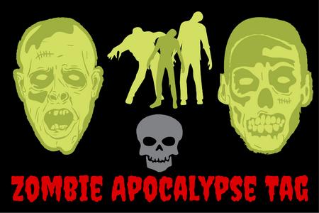 Zombie Apocalypse Tag