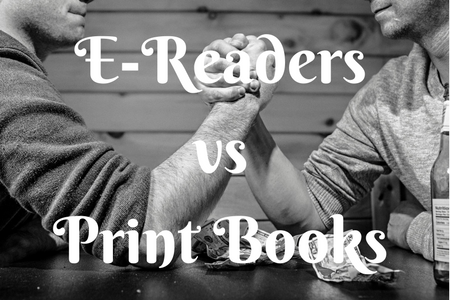 E-ReadersvsPrint Books