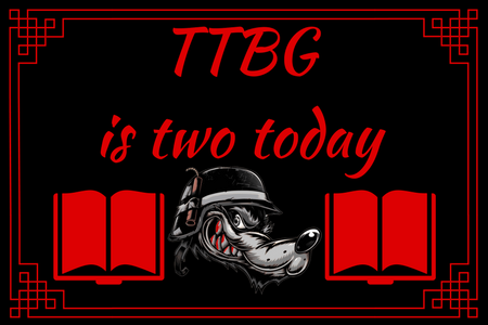 TTBG is two today!!! (1)