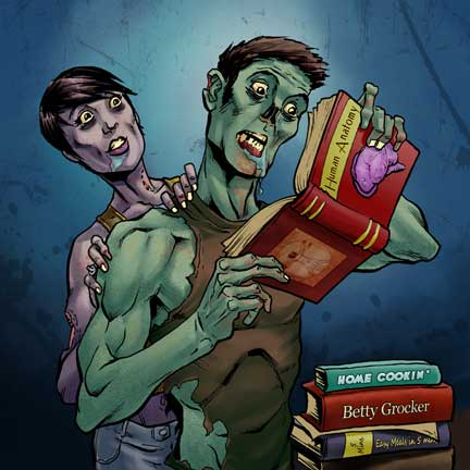 Zombie-Reading