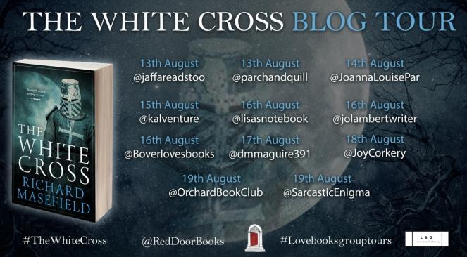 white-cross