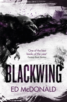 Waiting on Wednesday: Crowfall (The Raven's Mark #3) by Ed