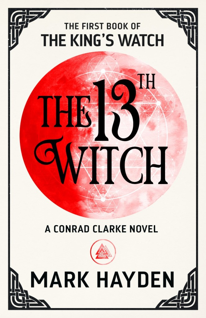 The 13th Witch Cover