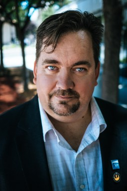 Michael R Johnston Author Picture