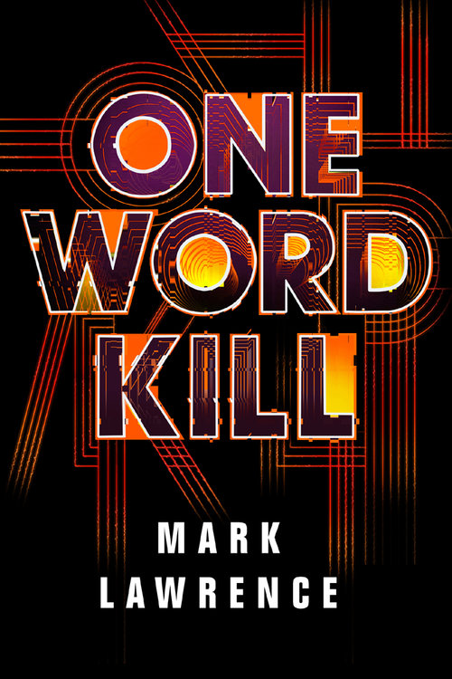 One Word Kill Cover Image