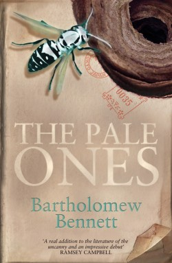 The Pale Ones Front Cover