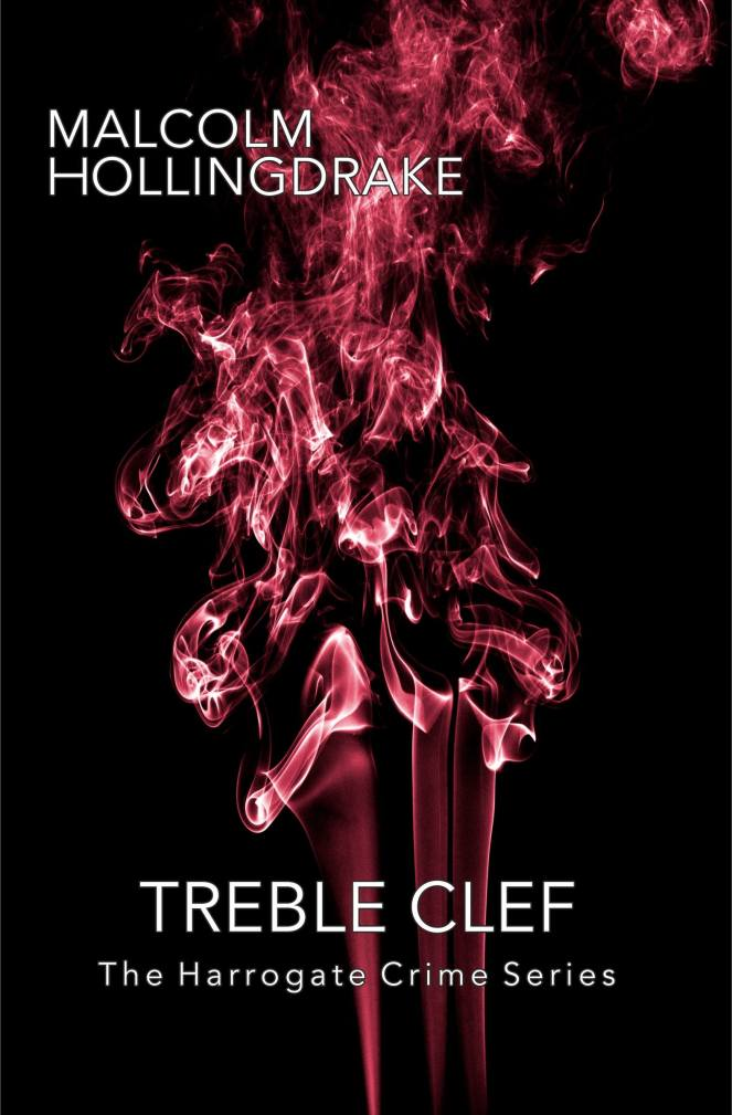 Treble Clef - Malcolm Hollingdrake - book cover