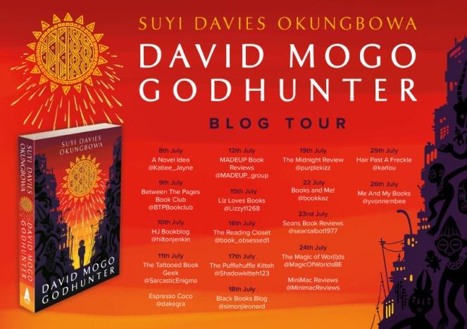 DAVID MOGO BLOG TOUR Landscape
