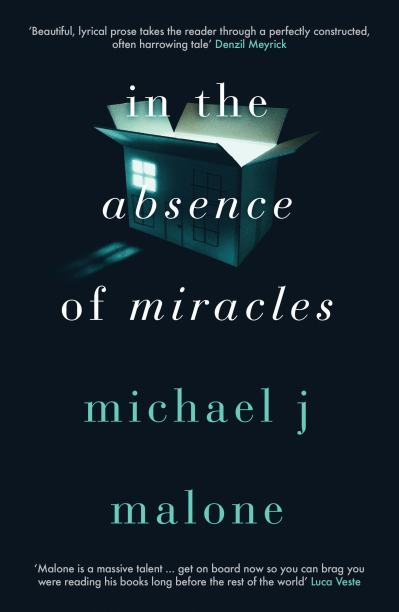 In The Absence of Miracles Final Jacket