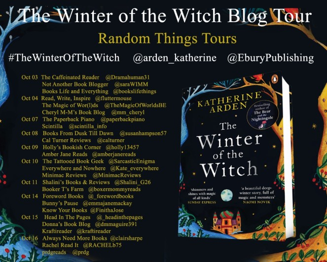 Winter of the Witch BT Poster